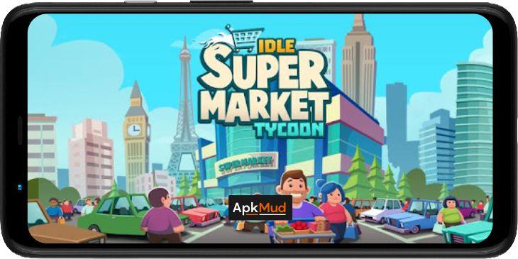 Idle Supermarket Tycoon Mod Apk