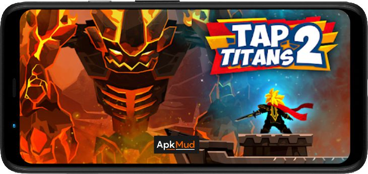 Tap Titans 2 Mod Apk