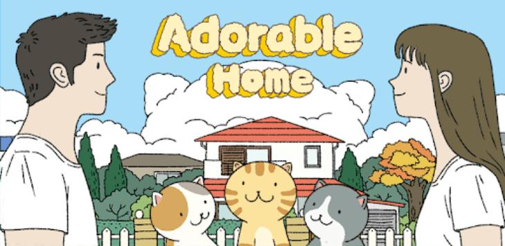 adorable home mod apk