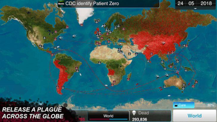 plague inc mod apk free
