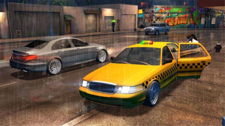 taxi sim 2020 mod apk gameplay